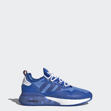Youth Originals Blue Ninja ZX 2K Boost Shoes