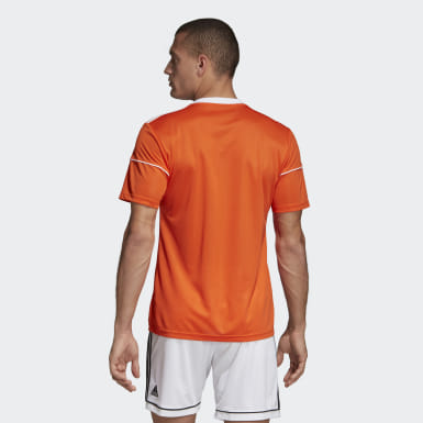 Männer Training Squadra 17 Trikot Orange