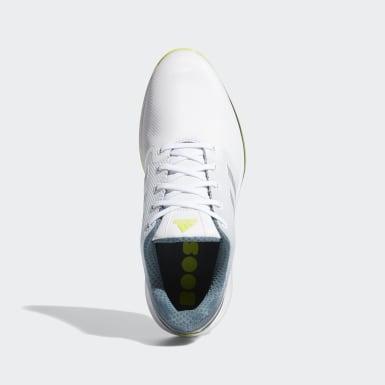 Sapatos de Golfe ZG21 Branco Golfe