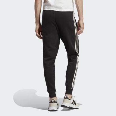Mænd Originals Sort Adicolor Classics 3-Stripes bukser