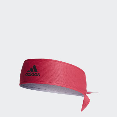 BANDA PARA CABEZA TENNIS 2-COLOURED AEROREADY Rosa Tenis