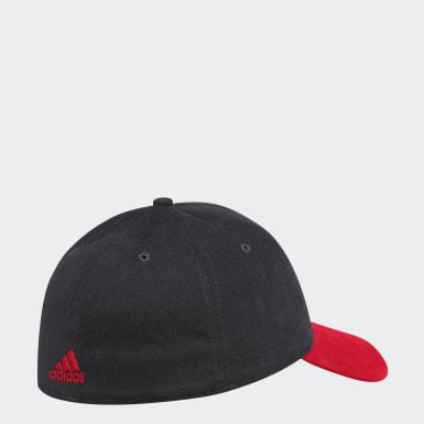 Men's Hockey Multicolor Blackhawks Left City Flex Hat