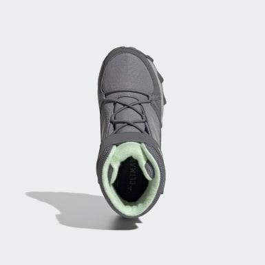 Kids 4-8 Years TERREX Grey TERREX Snow CF CP CW Shoes