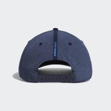 Gorra A-Stretch Badge of Sport Tour Azul Hombre Golf