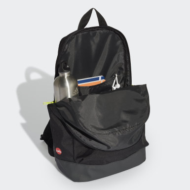 เด็ก เทรนนิง สีดำ กระเป๋าเป้ทรงคลาสสิกพิมพ์ลาย Cleofus