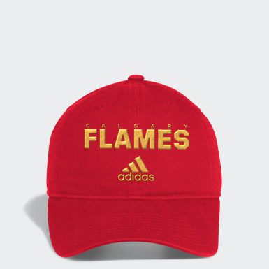 Men Hockey Not Defined Flames Badge of Sport Cotton Slouch Cap