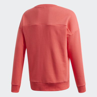 Sweat-shirt Must Haves Crew Rose Filles Training