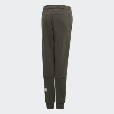 Pantaloni  Must Haves Verde Ragazzo Training