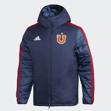 Chaqueta de Invierno Club Universidad de Chile Azul Hombre Fútbol