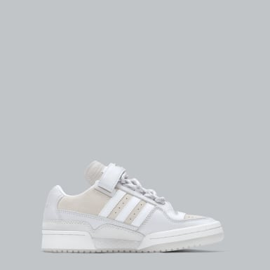Originals White Forum Low Shoes