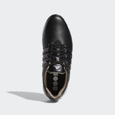Men's Golf Black Tour360 XT Shoes