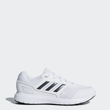 Men Running White Duramo Lite 2.0 Shoes