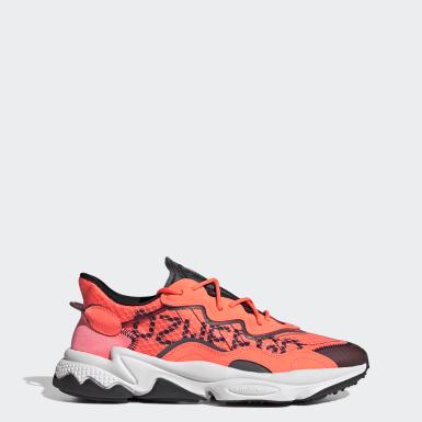 Sapatos OZWEEGO Laranja Originals