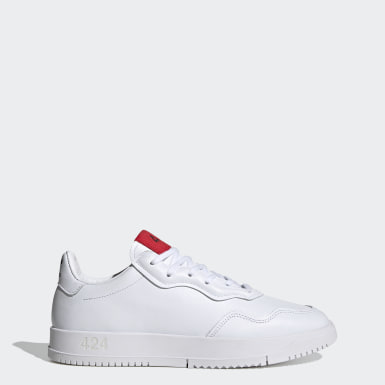 Men's Originals White 424 SC Premiere Shoes