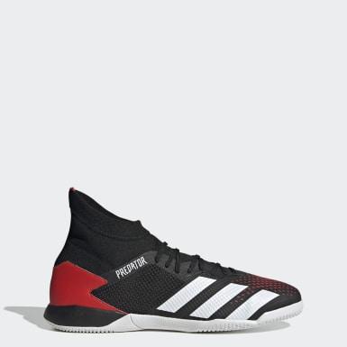 Zapatos de Fútbol Predator 20.3 Cancha Cubierta Negro Hombre Fútbol