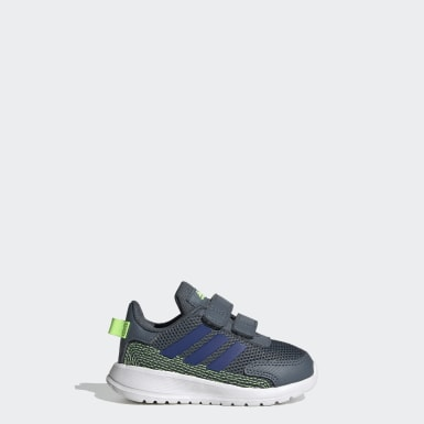 Infants Running Green Tensor Shoes
