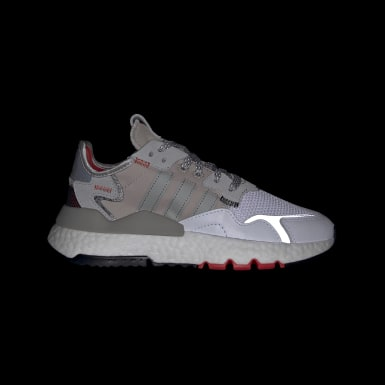 Zapatillas Nite Jogger Gris Niño Originals