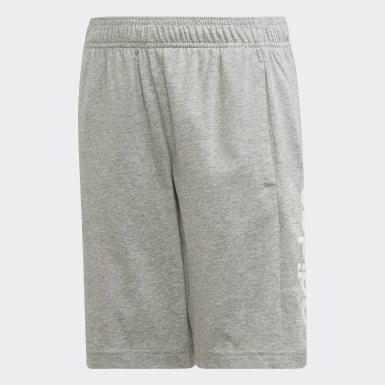 Pantalón corto Tasto Gris Niño Training