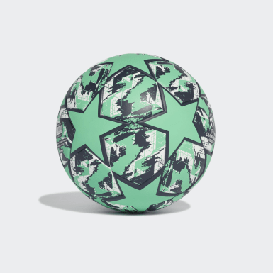 Minibalón Finale 19 Real Madrid (UNISEX) Verde Fútbol