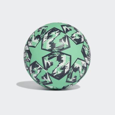 UCL Finale 19 Real Madrid Miniball Grønn