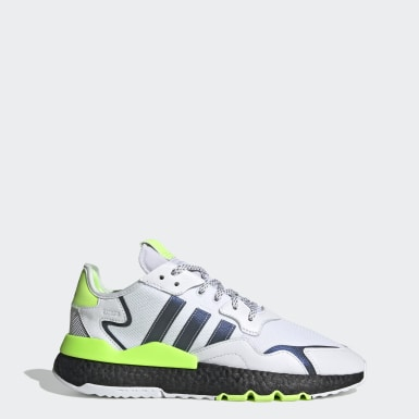 Men Originals White Nite Jogger Shoes