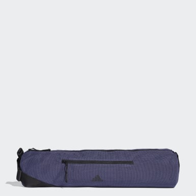 Yoga Blå Mat Bag