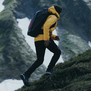 Terrex Skyrunning Solid Bukse Svart