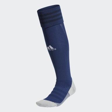 синий Футбольные гетры AdiSocks