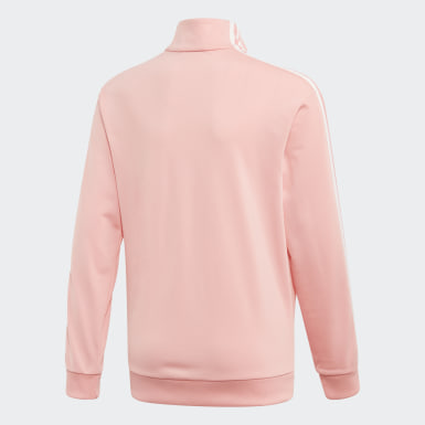 Youth 8-16 Years Originals Pink Track Top