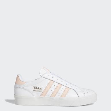 Sapatos Basket Profi Lo Branco Mulher Originals