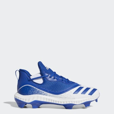 Men's Softball Blue Icon V Bounce TPU Cleats