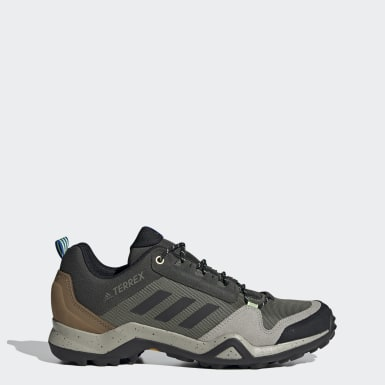 TERREX Green Terrex AX3 Hiking Shoes