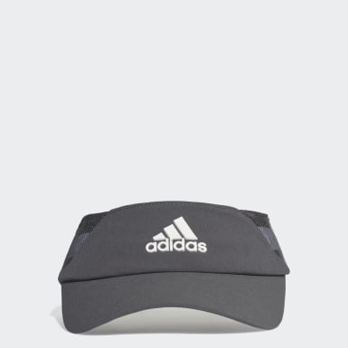 Tennis Grey AEROREADY Visor