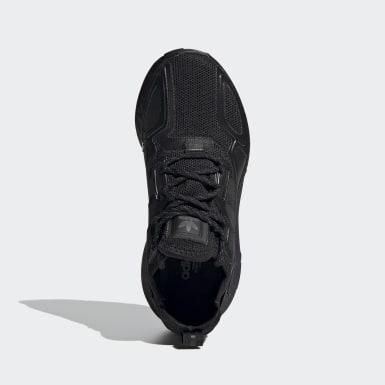 Sapatos ZX 2K Boost Preto Criança Originals