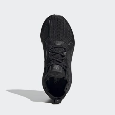 Barn Originals Svart ZX 2K Boost Shoes
