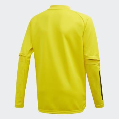 желтый Джемпер Condivo 20