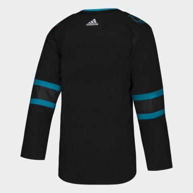 Men's Hockey Black Sharks Alternate Authentic Jersey