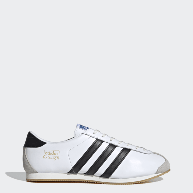 Men's Originals White Training 76 SPZL Shoes
