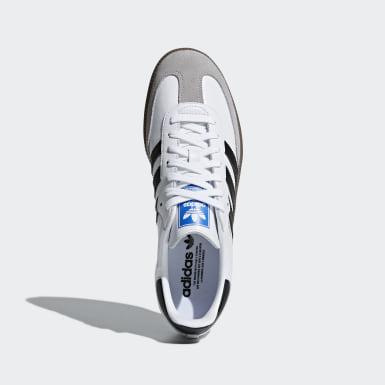 Originals White Samba OG Ayakkabı