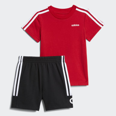 Tee and Shorts Set