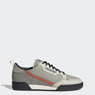 Sapatos Continental 80 Castanho Mulher Originals