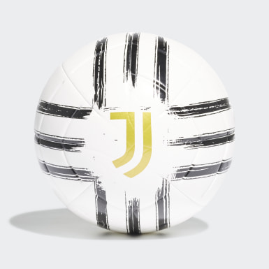 Men Football White Juventus Turin Club Ball