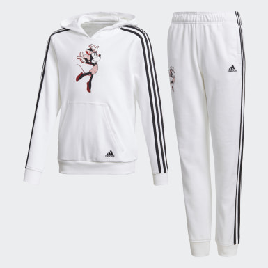белый Спортивный костюм Gym