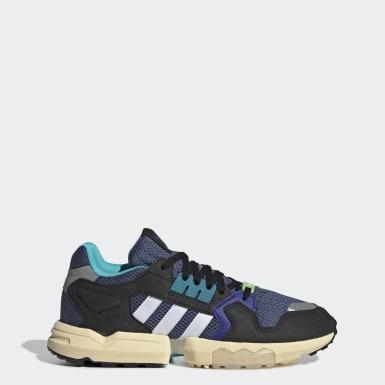 Sapatos ZX Torsion Azul Mulher Originals