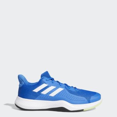 Sapatos FitBounce Azul Treino