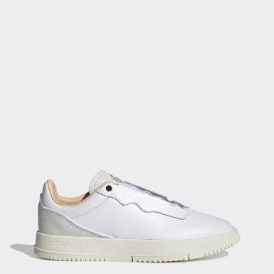 Originals Supercourt Premium Schuh Weiß