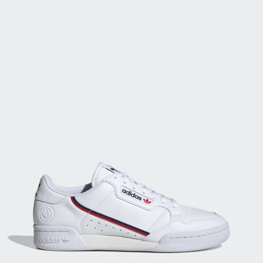 Originals Hvid Continental 80 Vegan sko