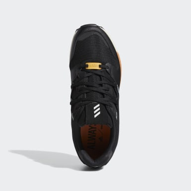 Golf Black Adicross ZX Spikeless Shoes