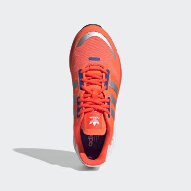 ZX 1K Boost Shoes Pomarańczowy