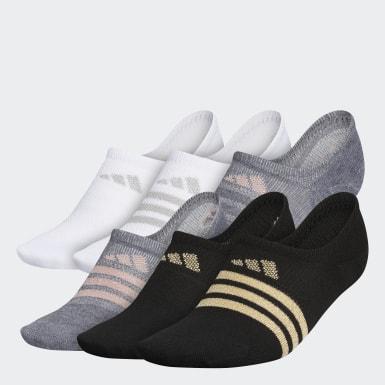 Socquettes invisibles Superlite Stripe Super (6paires) multicolore Femmes Entraînement